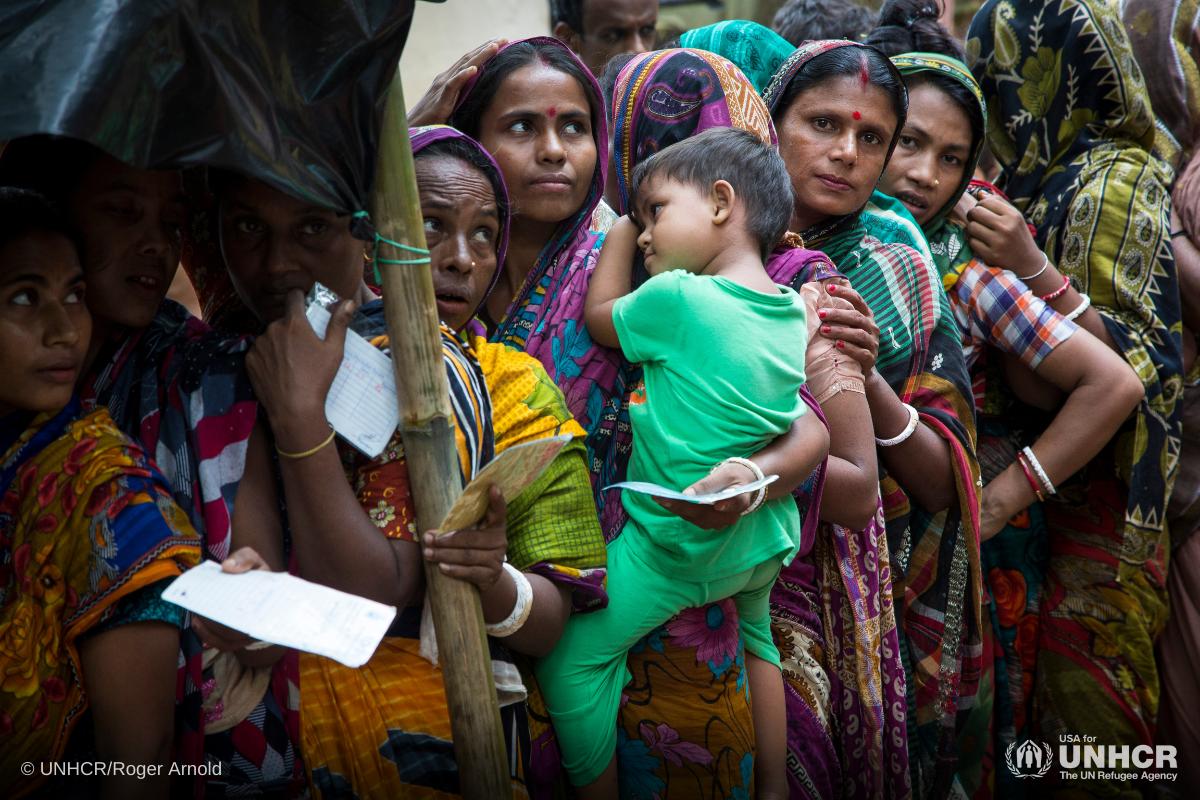 Rohingya Hindu minority swept up in Myanmar violence